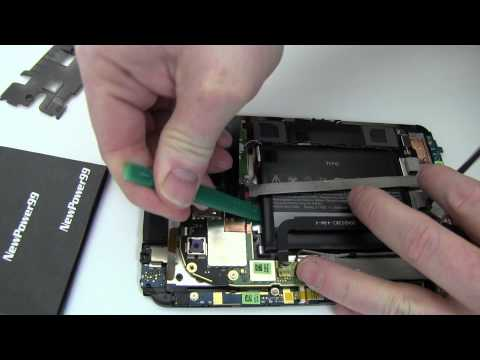 How to Replace Your HTC Flyer Wi-Fi Battery