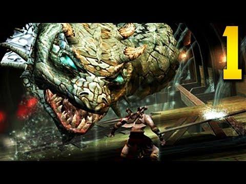 "God of War 1 - Part 1 ""ROAD TO ATHENS"" (Gameplay/Walkthrough)"