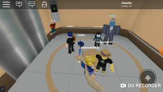 Playing again Roblox with Luan RDS