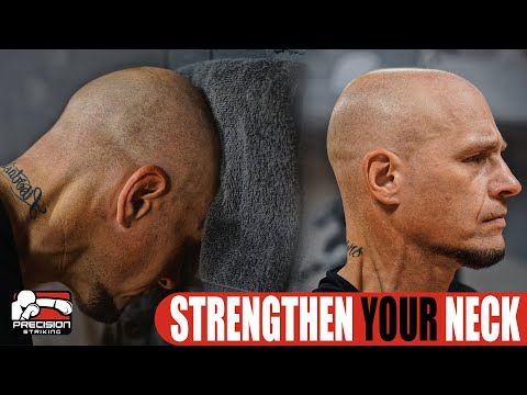 Neck Strengthening for Boxing | Absorb Punches Better