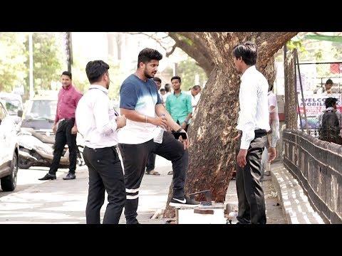 Bhaiyya, Mera Joota Seela Do - Mochi Prank | Baap of Bakchod - Raj