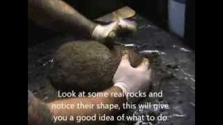 How To Make Fake Rocks