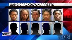 10 Arrested iun udercover gang bust in Jacksonville (Florida)