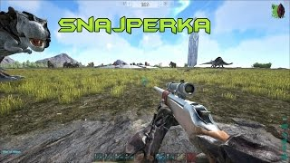 ark survival of the fittest sniper skill lvl up gameplay pl w novy
