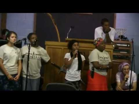 A behind the scenes look at Straitway band rehearsal during G.O.T.S. 2012