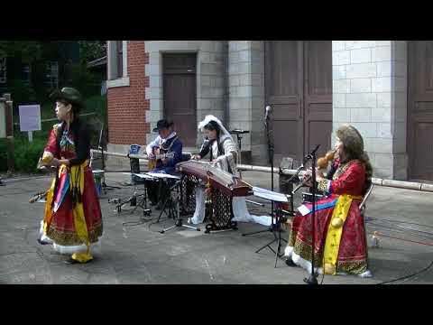 中国楽器演奏ユニットシャングリラ 月亮代表我的心