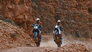 KTM 1290 SUPER ADVENTURE R and 1090 ADVENTURE R 2017!