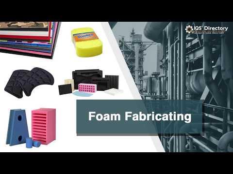 Foam Fabricating Manufacturers | Foam Fabricating Suppliers