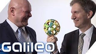 Flüssiges Holz soll Plastik ersetzen | Galileo | ProSieben