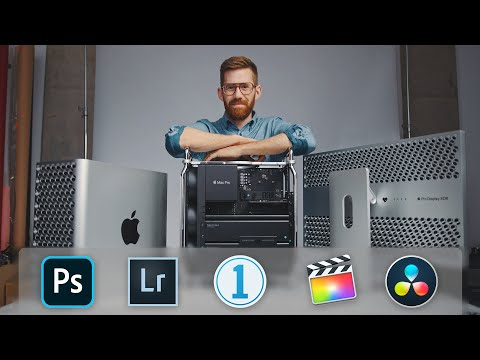 Do Creative Professionals Need A Mac Pro?
