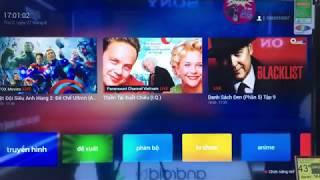Khắc phục lỗi ứng dụng Fpt Play trên Smart Tivi