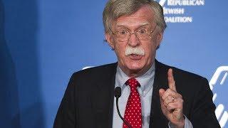 'Strong possibility of regime change' under Bolton – former US diplomat