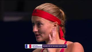 Mladenovic vs.  Sasnovich (October 18)