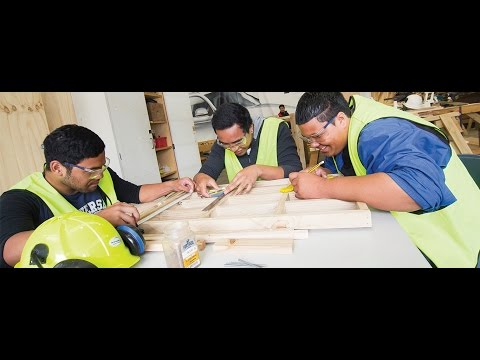 Future Skills Carpentry Course
