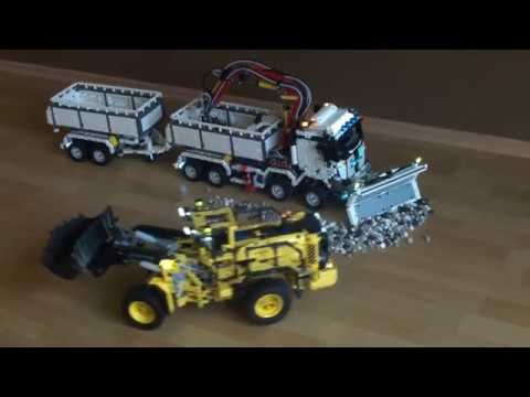 lego technic 42043 42030 moc youtube. Black Bedroom Furniture Sets. Home Design Ideas