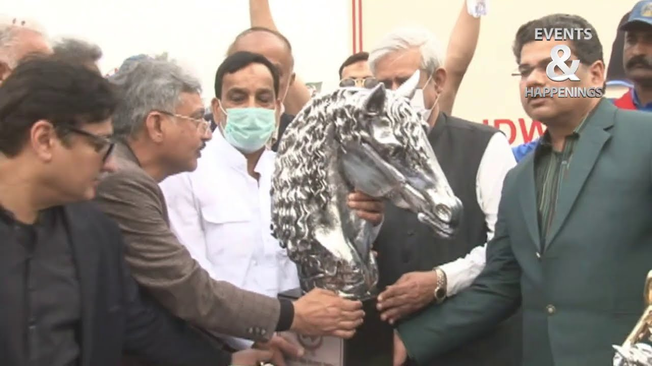 Derby Race in Lahore