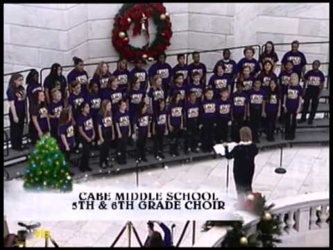 Sounds Of The Season - Cabe Middle School