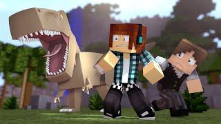 Minecraft: Parque dos Dinossauros  !! - Aventuras Com Mods #05