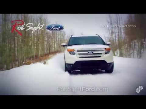Rob Sight Ford Kansas City Ford Dealership Offers, Incentives, Lease Deals
