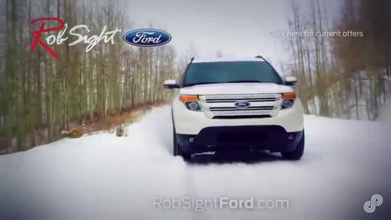 Ford Dealers Kansas City >> Rob Sight Ford Kansas City Ford Dealership Offers