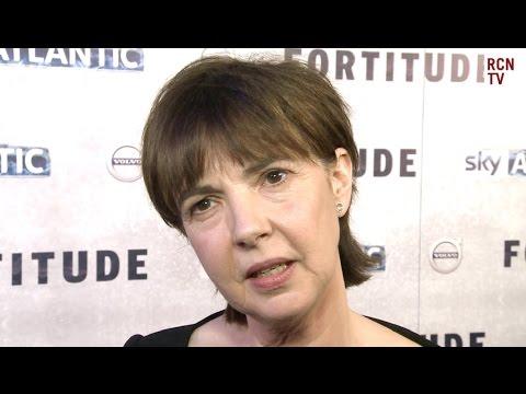 Phoebe Nicholls   Fortitude Premiere