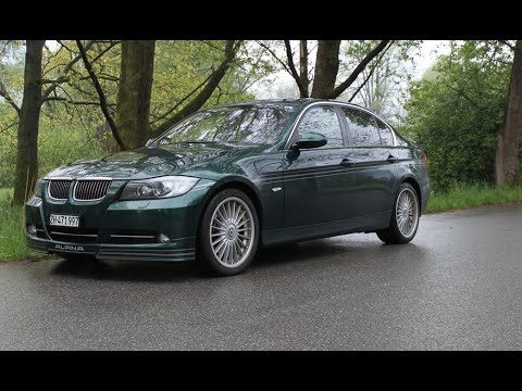 bmw alpina b3 biturbo e90 details and sound youtube. Black Bedroom Furniture Sets. Home Design Ideas