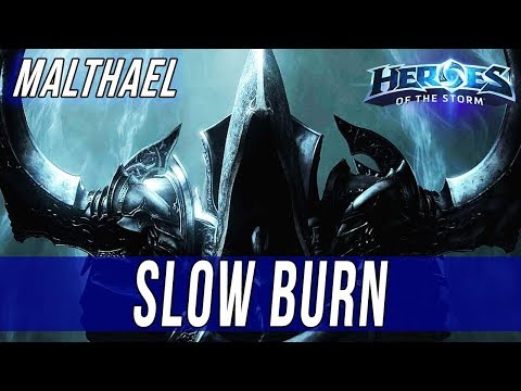 Slow Burn - Solo Queue Silliness [Heroes Of The Storm]