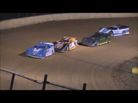 Pro Late Model B-Main #2 from Ponderosa Speedway, September 30, 2016.