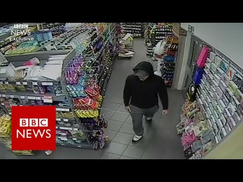 Manchester attack: CCTV appears to show bomber shopping in hours before explosion - BBC News