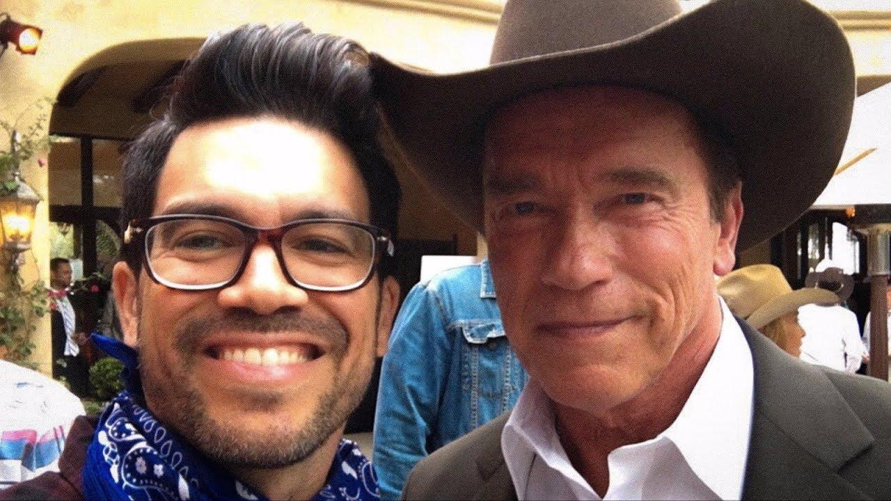Arnold Schwarzenegger's 3 Tips For A Good Life