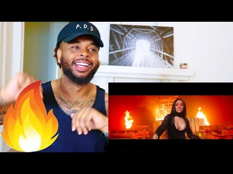 cardi-b-😍-|-dj-khaled---wish-wish-ft.-cardi-b-21-savage-(official-video)-|-reaction