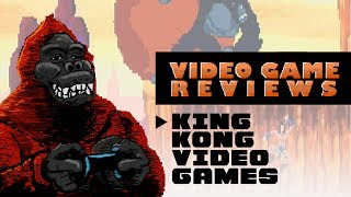 King Kong Video Games - MIB Video Game Reviews Ep 10