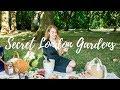 Posh Picnics, Secret London Gardens and Ikea DIY Hacks  // Weekly Vlog 2