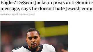 Black People Are Semites So We Can't Be Anti-Semitic