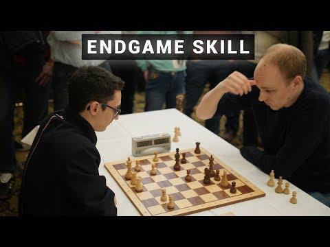 Caruana vs Smeets | Marvellous Chess Technique | Blitz Chess 2019