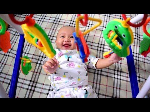 Mainan Anak Bayi 💖 Playgym Musical For Baby   Baby Stuff