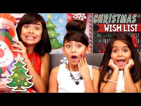 Christmas Wishlist 2016 : SO CHATTY // GEM Sisters