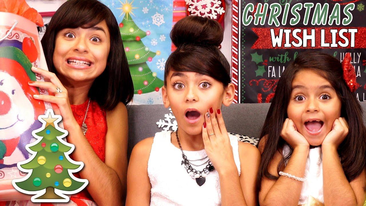 Christmas Wishlist 2017 Holiday Gift Ideas Presents And