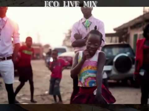 Kuduro Mix 2013 Vol 6 - Eco Live Mix Com Dj Ecozinho