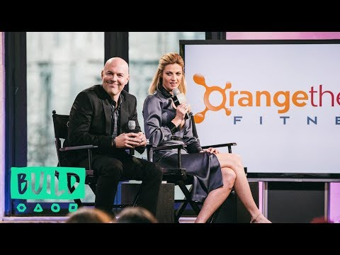 Erin Andrews And Dave Long Discuss Orangetheory Fitness