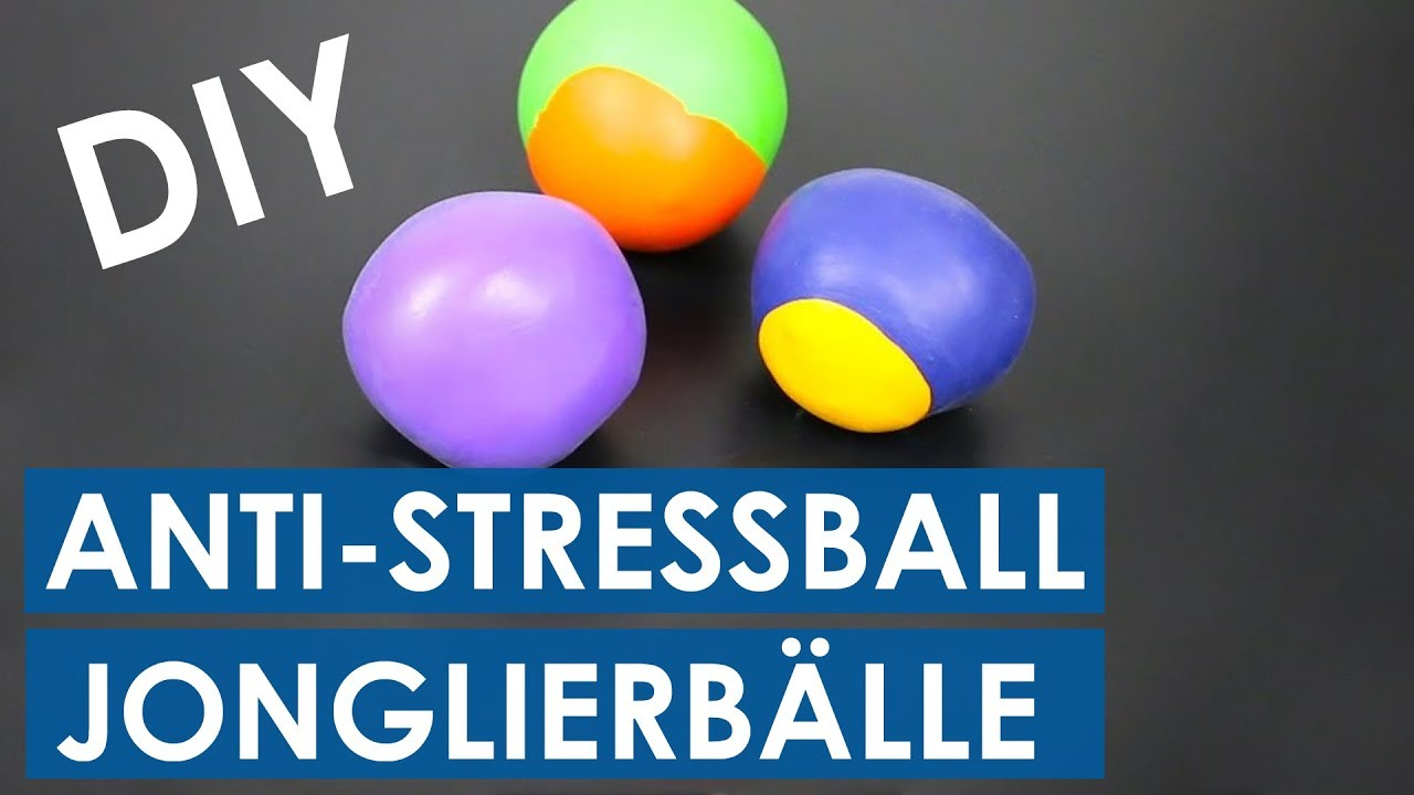 jonglierb lle antistressball selber machen diy geniale fakten tipps tricks youtube. Black Bedroom Furniture Sets. Home Design Ideas