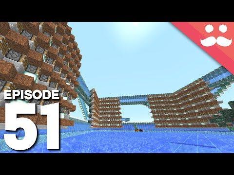 Hermitcraft 5: Episode 51  THE FARMING BEGINS!