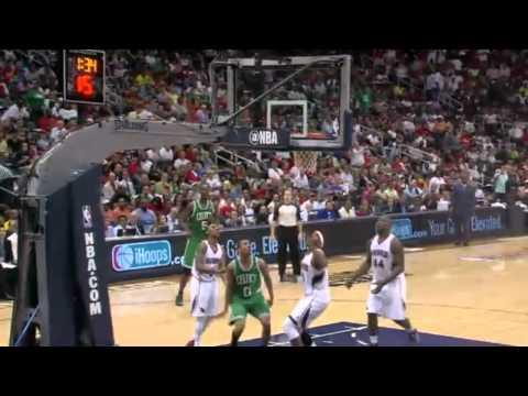 2012 NBA Playoffs - Round 1 - Game 1 - Boston Celtics Vs. Atlanta Hawks Recap