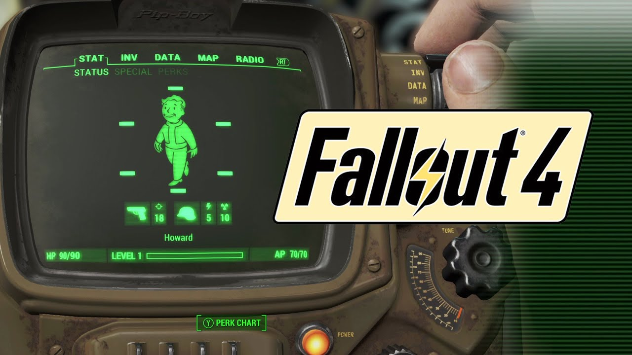 Fallout 4: Build the Best Character Class Now with Pre-Game ...