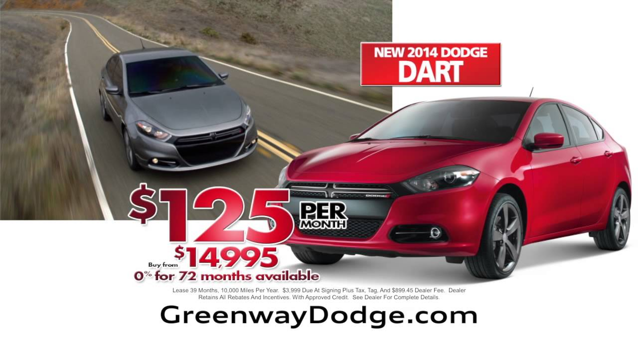 2015 Dodge Dart And 2015 Chrysler 200 Orlando, FL Greenway Dodge Chrysler  Jeep Ram