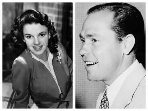 Judy Garland & Johnny Mercer- Friendship(1940)