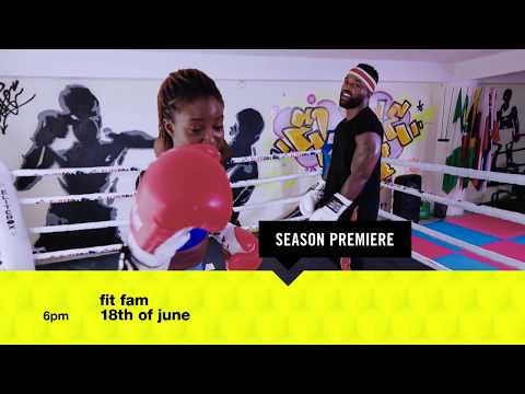 MTV Base Fitfam returns for a third season with VJ Folustorms