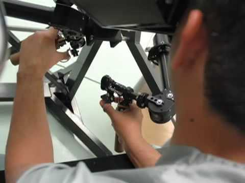 SRI International Tests M7 Robot in Zero Gravity