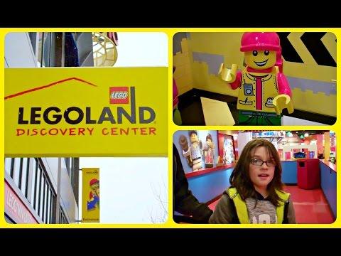 Legoland Discovery Center Boston!