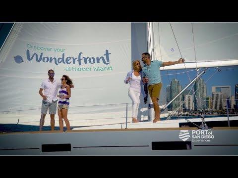 Wonderfront at Harbor Island #1 - Port of San Diego